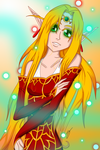 Lore'Enas of the Hidden Island Belore by TorresAdlinCDL91