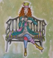 Mad Hatter by ReptarOnIce