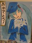 Graduation: Miku by KalyxArmada