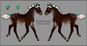 A1058 Serqet Foal Design by blackwing-fang