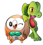Grass Starters by Cozah