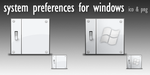 system preferences for windows by djMidknight