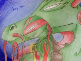 Raphael- The Inner Dragon by Ray-Ken