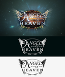 Angels of Heaven - Logo Design by King--Sora