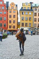 Redhead in Stockholm by ZynultraVioleta