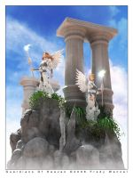 Guardians Of Heaven by Fredy3D