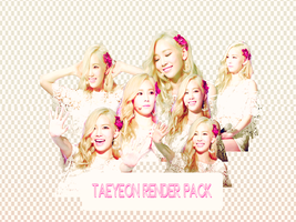 Pack PNG #89: Taeyeon (PARTY LIVE) by XieraaaPark