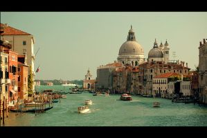 Venice by f3rdie