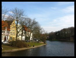 By the Obertrave by drakiross