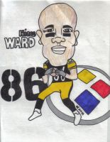 Hines Ward by Buhla