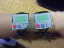 Venture Bro. Watches by BuildMyPaperHeart