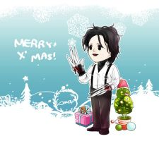 Merry Christmas Ed by amoykid