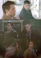 Destiel 9x10 [2/5] by mistofstars