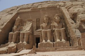 Abu Simbel Temple by AndySerrano