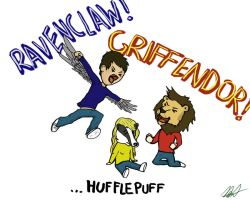 Hufflepufffff.... SOURCEFED by StatusDelirious