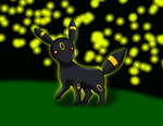 Umbreon~ by RoboDes