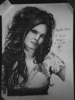 Anette Olzon by blackwolf153