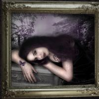 For Enchanted Black Rose... by SlientSweetSerenity