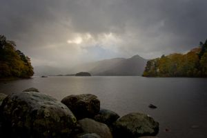 Light over Derwentwater 3 by Andrew-and-Seven
