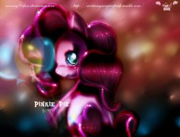 Pink and Shiny Pony Pinkie Pie! by sonamy94fan