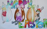 Late happy easter 2015 by lindividulouche