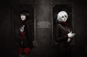 D.Gray-man :: Allen x Lenalee by pingtimeout