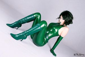 Madame Hydra Cosplay 03 by Kitty-Honey