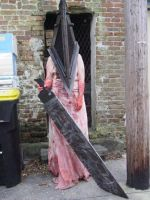 Pyramid Head Costume by wolvenillusion