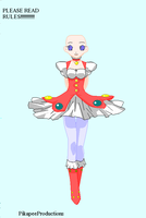 Pretty dress base by PikapeeProductions