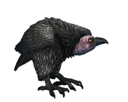 Png Vulture by Moonglowlilly