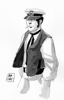 Corto Maltese by The-French-Belphegor