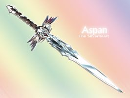 Aspan the Silverheart by Wayanoru