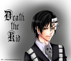 Soul Eater: Death the Kid by shannaroooooo