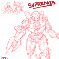 Sith Jaeger Request (WIP Sketch) by Crimson9876