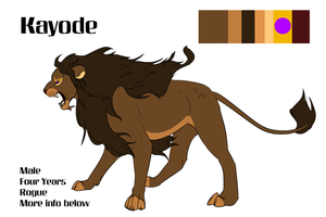 Kayode Quick Reference by Whitelupine