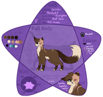 SOTS | Halfstar of ShadowClan by Wishli