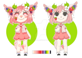 Adopt Auction : -OPEN- (PAYPAL AND POINTS) by Celiicmon