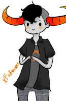 tavros bbu by xFireflowers