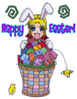 Happy Easter 09 by zoro4me3
