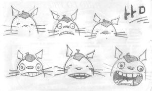 totoro bcts by chirito