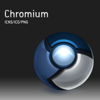 Chromium Icons by dylanrw