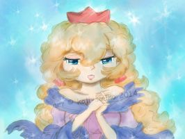 Mario: Don't cry, Peach... by saiiko