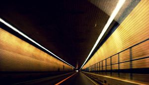 Tunnel Vision by reddevils9