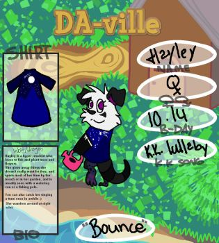 Da-Ville sheet by StormLynx