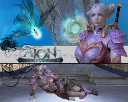 Aion Assassin by AlucardxXx