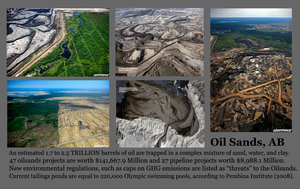 Oilsands by Lancerlover