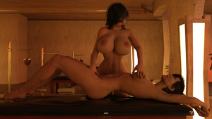 Intimate moment at SPA 01 by okario