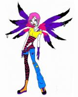 punk fairy by mrs-isabella-cullen