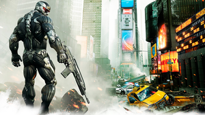 Crysis 2 Wallpaper HD v2 by legendasfp
