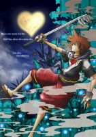 Kingdom Hearts jap ver by sk-sammy-joe